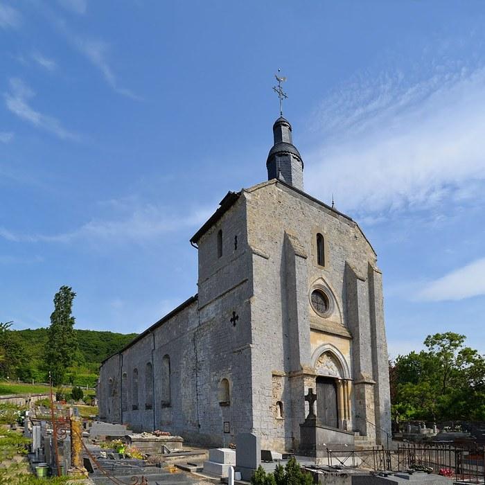 Journées du patrimoine 2019 - Visite libre à l'église Saint-Georges