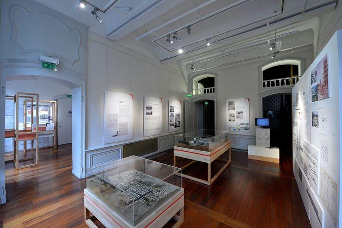 Journées du patrimoine 2019 - Exposition « Jean Dubuisson et les Hauts de Chambéry (1963-1974) : le dessin d'un quartier »