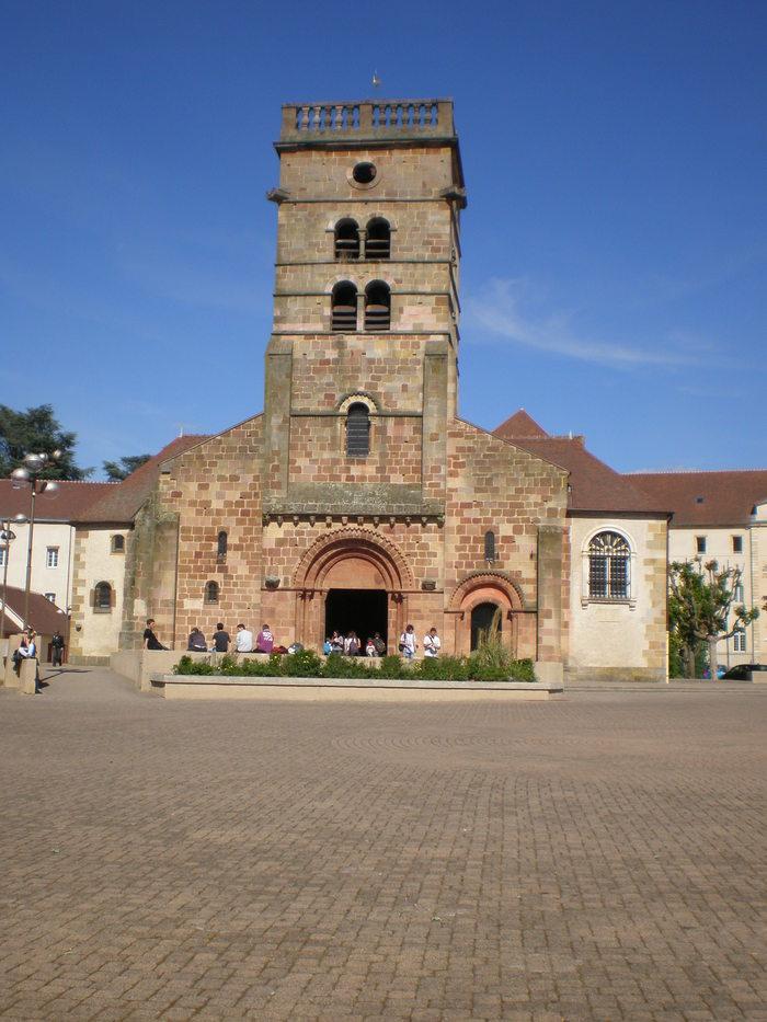 Journées du patrimoine 2020 - Visite guidée de l'église Saint-Pierre d'Yzeure