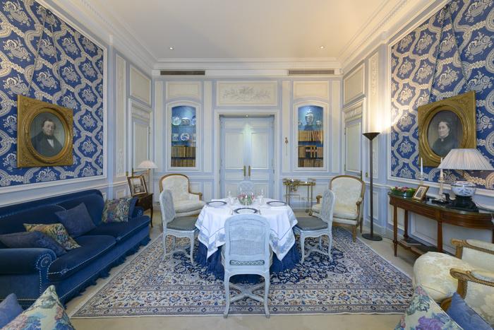 Journées du patrimoine 2019 - Visites guidées des salons privés du domaine Pommery