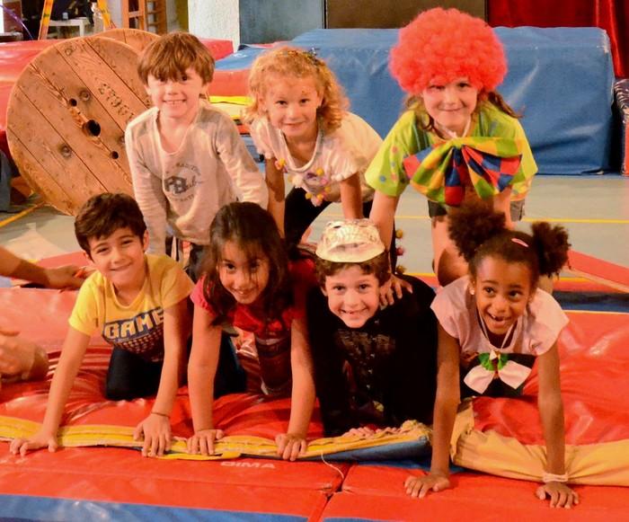 Journées du patrimoine 2020 - Ateliers d'initiation aux arts du Cirque
