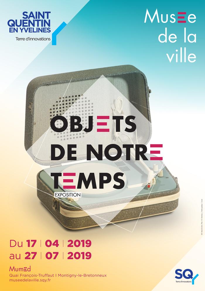 Nuit des musées 2019 -Exposition Objets de notre temps