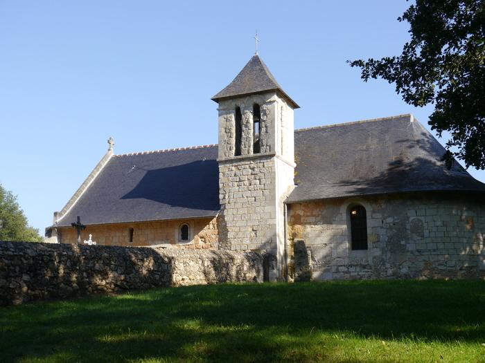 Journées du patrimoine 2020 - Visite de l'Eglise  de St Pierre en Vaux