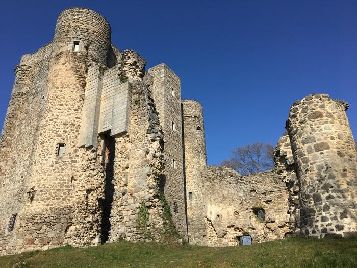 Journées du patrimoine 2020 - Découverte d'une forteresse des XIVe et XVe siècles