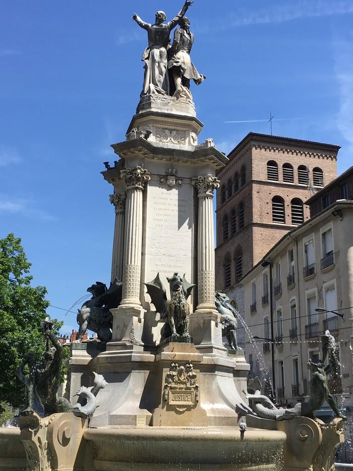 Journées du patrimoine 2019 - Visite guidée des fontaines dans le cœur historique de la ville