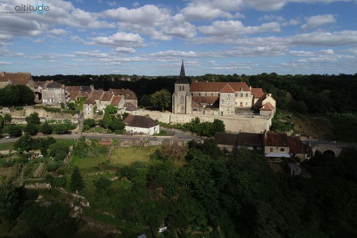 Journées du patrimoine 2020 - Ouverture de la cour intérieure du prieuré