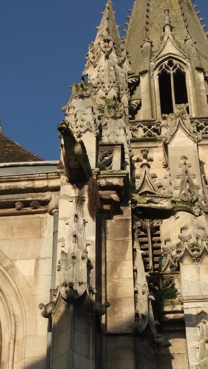 Journées du patrimoine 2020 - Circuit Trèsors des églises de la boucle