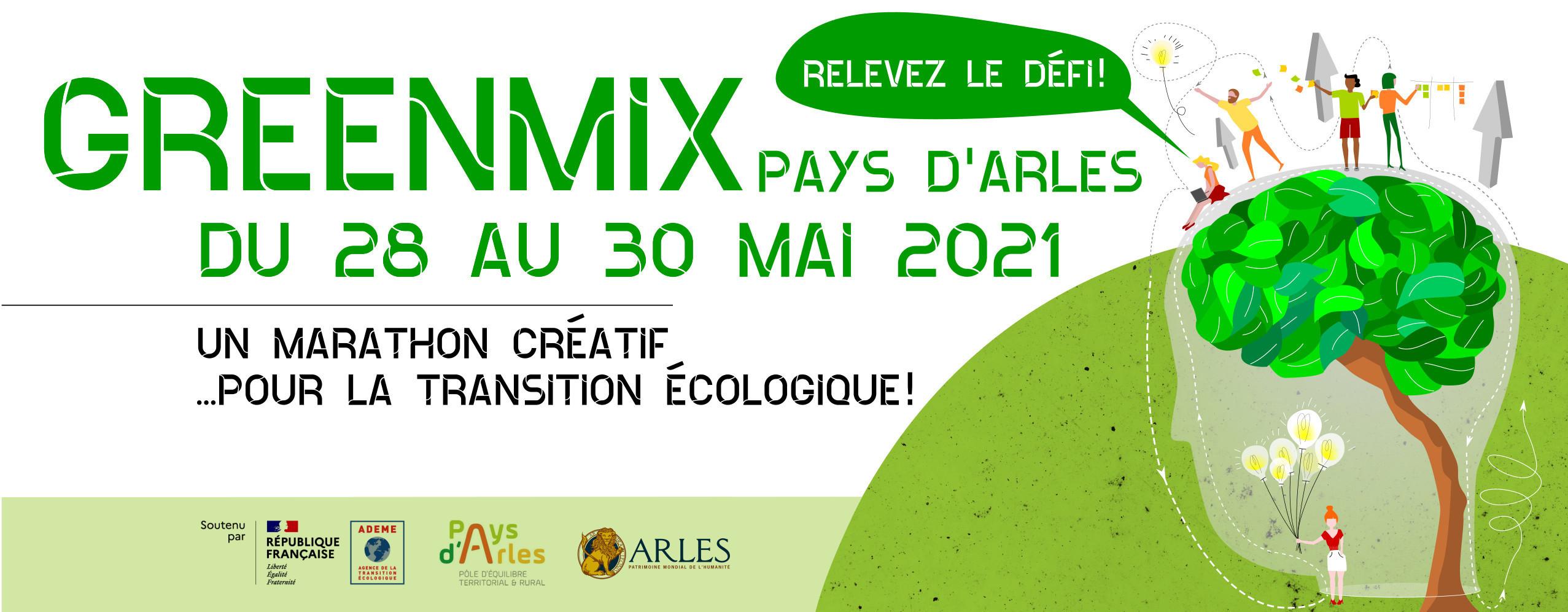Marathon créatif sur le thème de la transition écologique
