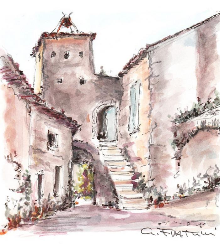 Journées du patrimoine 2020 - Visite guidée gratuite de Lagorce par les