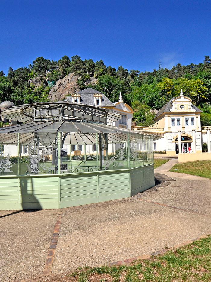 Journées du patrimoine 2020 - découverte du patrimoine thermal de Saint-Nectaire