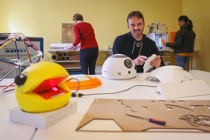 Journées du patrimoine 2020 - Atelier : réalisation de votre propre instrument, présentation de Benjamin Cerveau et de son projet accordéon en bois.