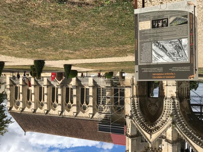 Journées du patrimoine 2020 - Visites guidées de l'exposition Jardins d'abbayes