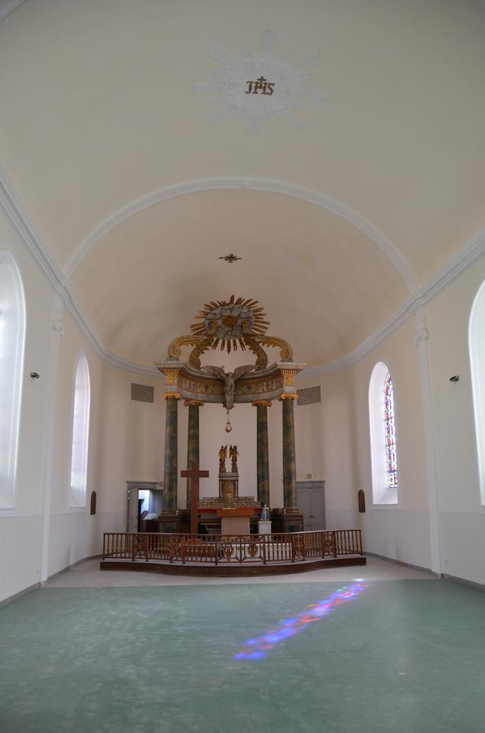 Journées du patrimoine 2020 - Chapelle du collège de Notre Dame de Bourgenay
