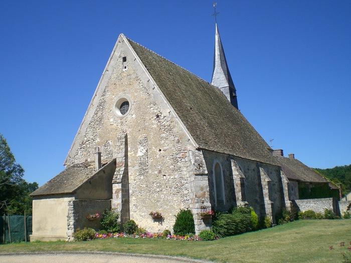Journées du patrimoine 2020 - Visite libre de l'église Saint-Pierre de Gressey