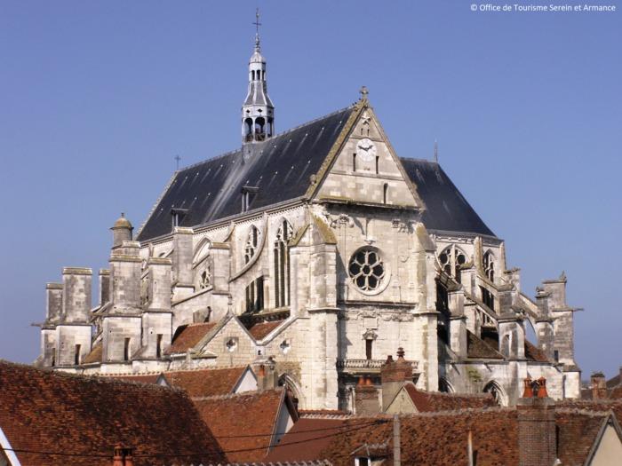 Journées du patrimoine 2020 - Visites guidées de l'église Saint-Florentin