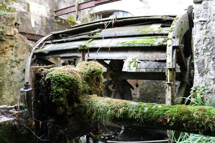 Journées du patrimoine 2020 - Visite du Moulin de l'Aube