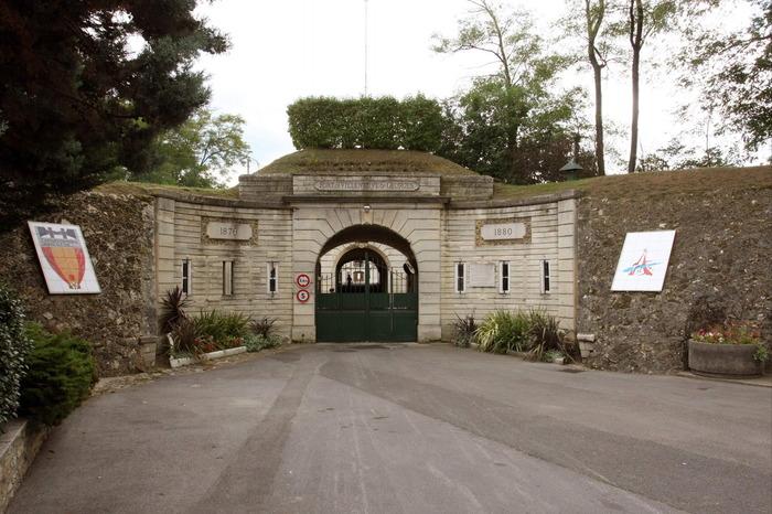 Journées du patrimoine 2019 - Visite guidée du fort des sapeurs-pompiers