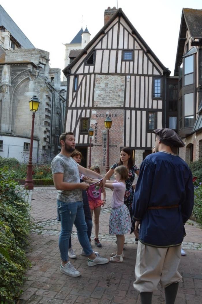 Journées du patrimoine 2020 - Rallye patrimoine autour des façades de Pont-Audemer
