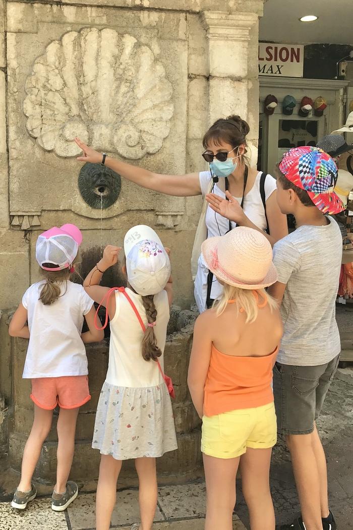 Journées du patrimoine 2020 - Visite guidée - Bestiaire urbain