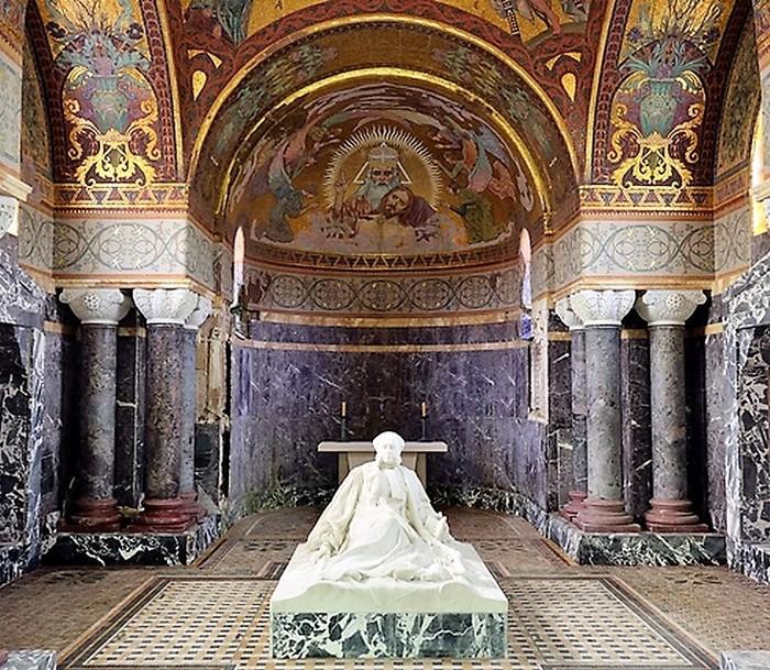 Journées du patrimoine 2020 - Découverte du mausolée de Bourgogne