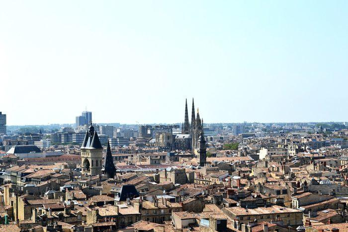 Espagnols à Bordeaux avec Terre & Océan