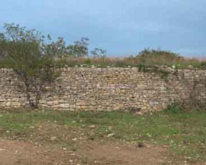 Journées du patrimoine 2019 - Atelier participatif de restauration de murs en pierres sèches