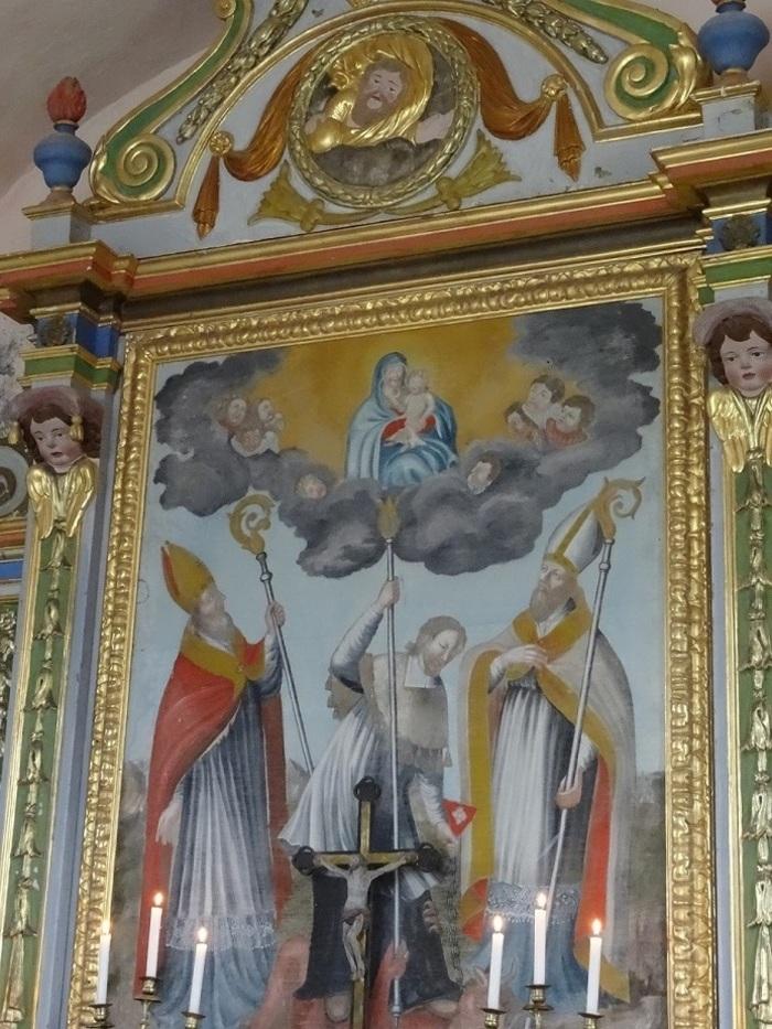 Journées du patrimoine 2020 - Circuit des chapelles de Hauteluce (visite guidée)
