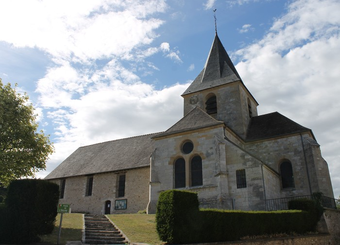 Journées du patrimoine 2020 - Visite guidée de l'église de Saint-Marcel