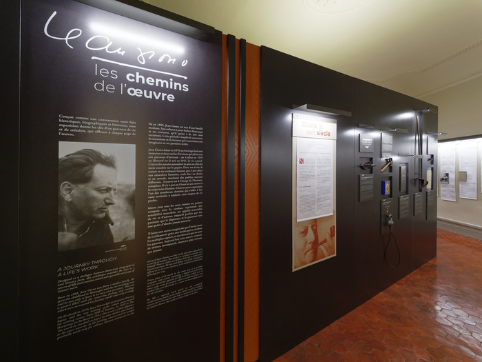 Journées du patrimoine 2020 - Visites libres et commentées à l'Hotel Raffin de l'exposition du centre Jean Giono à Manosque