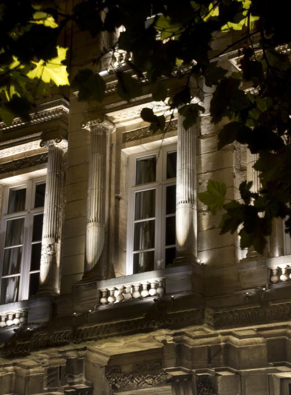 Nuit des musées 2019 -Illumination de la maison de l'armateur du Havre