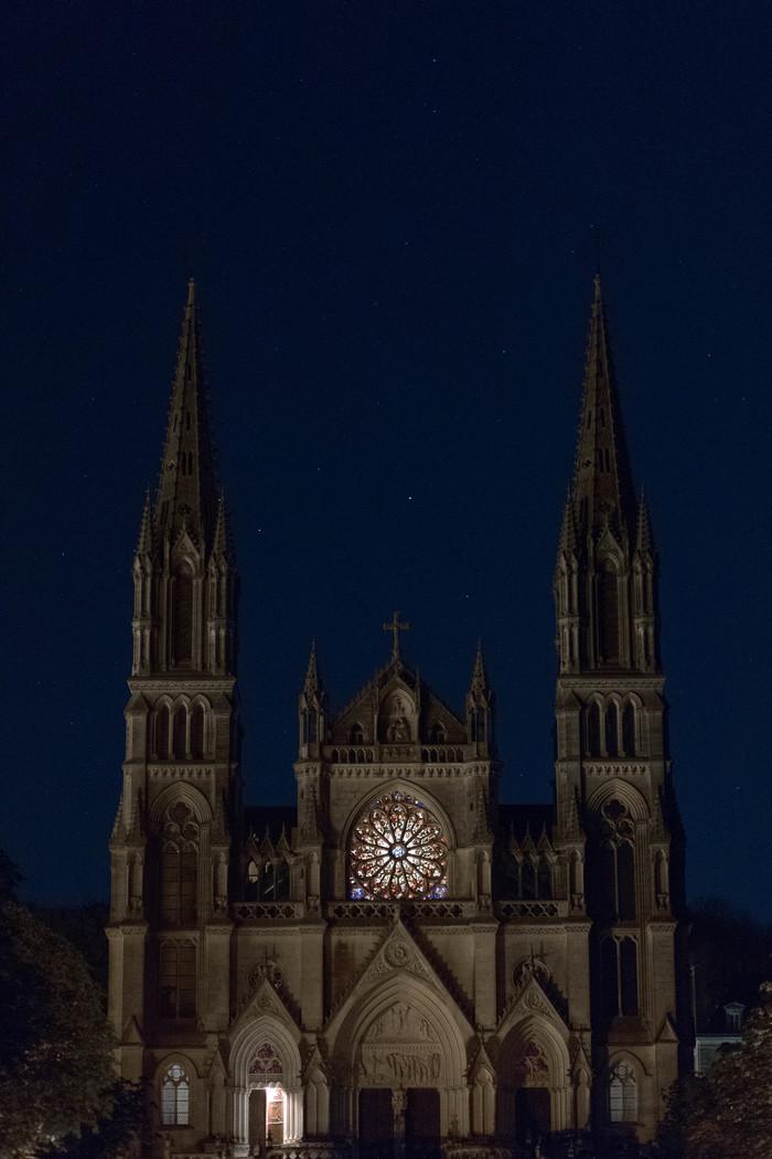 Journées du patrimoine 2019 - Visite libre de la basilique Notre-Dame de Montligeon
