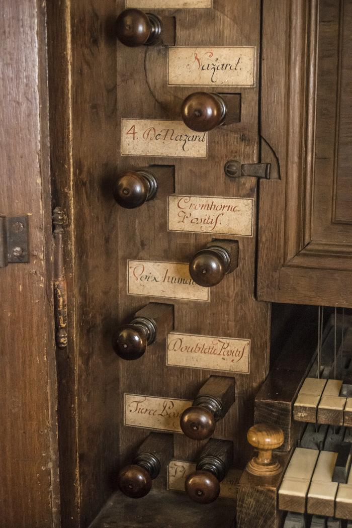 Journées du patrimoine 2019 - Présentation et audition de l'orgue historique de Houdan (1739) par Régis Allard