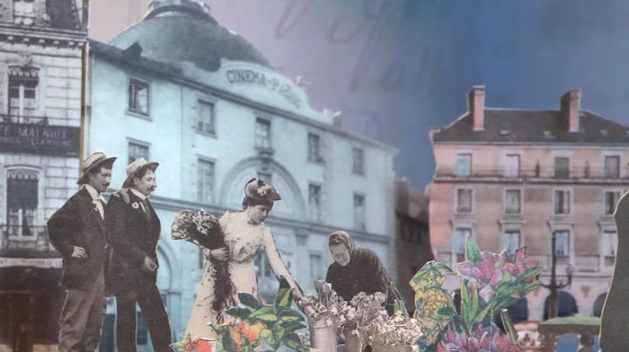Nuit des musées 2019 -Ville de Papier, compagnie la Bande Passante