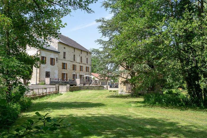 Journées du patrimoine 2019 - Visite libre du parc du Moulin du Loison