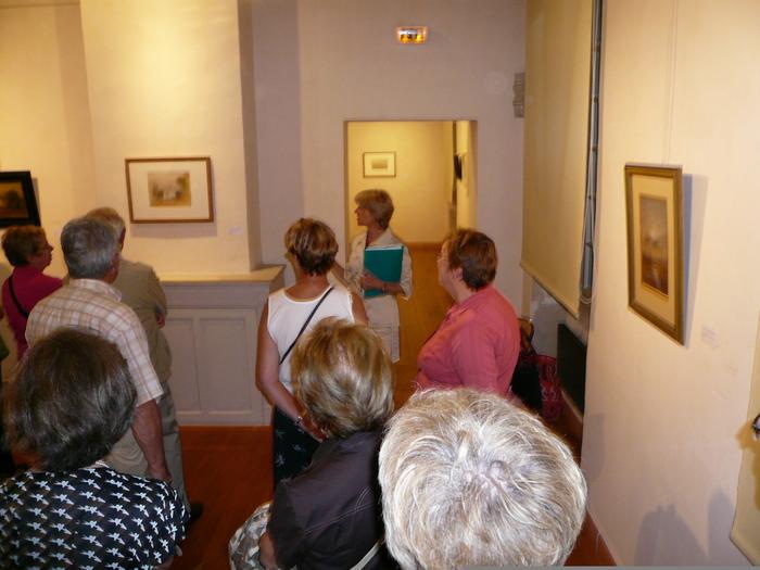 Journées du patrimoine 2020 - Visite commentée des expositions :