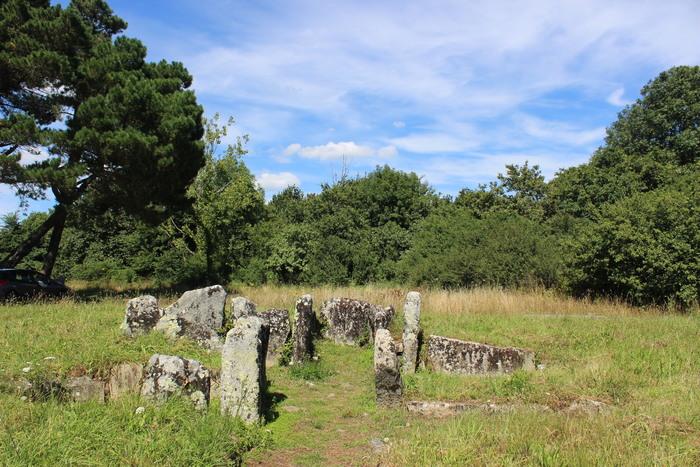 Journées du patrimoine 2020 - Visite du dolmen du Cruguellic