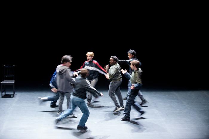 C'est le retour du metteur en scène Joël Pommerat sur les planches du Grand Théâtre.