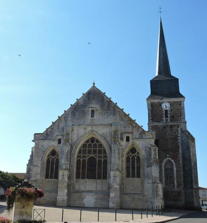 Journées du patrimoine 2019 - Eglise Notre Dame de l'Assomption