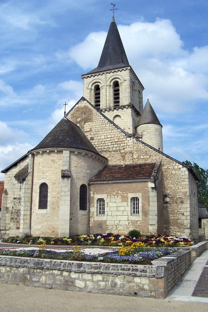 Journées du patrimoine 2019 - Visite de l'église Saint-Pierre et Saint-Paul