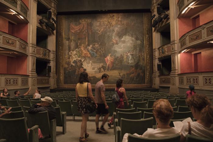 Journées du patrimoine 2019 - Visite à trois voix : histoire, coulisses et danse au théâtre Charles Dullin