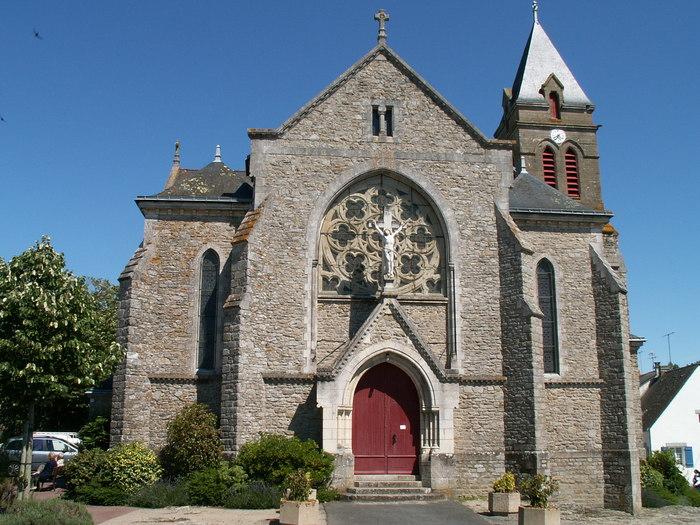Journées du patrimoine 2020 - Visite libre église de Saillé