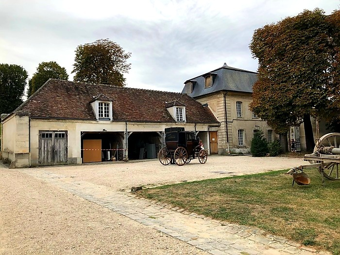 Journées du patrimoine 2020 - Visite libre de la ferme Briarde