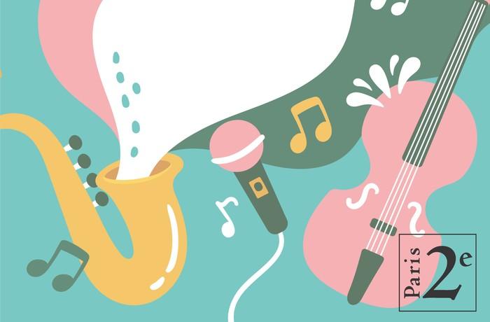 Fête de la musique 2019 - Fête de la musique du 2e arrondissement !