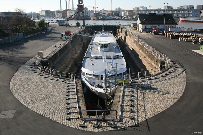 Journées du patrimoine 2019 - Visite des ateliers portuaires et du pôle naval