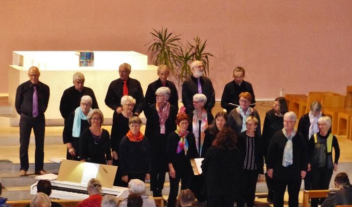 Journées du patrimoine 2020 - Concert avec l'ensemble des dix de choeur