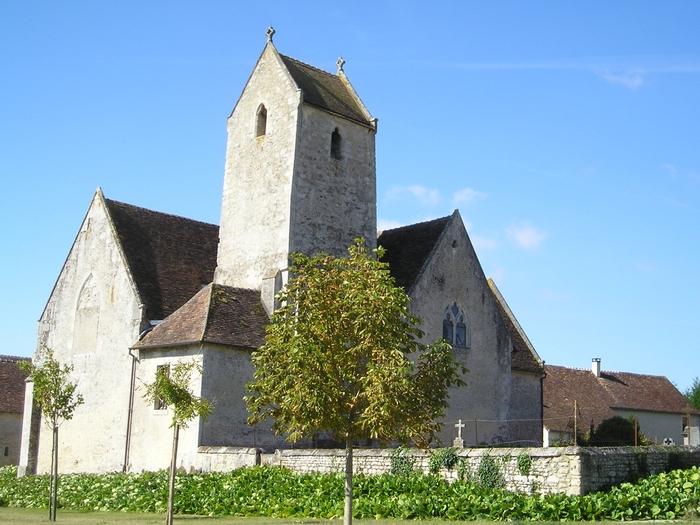 Journées du patrimoine 2019 - Visite libre de l'église Saint Denis de Vezot