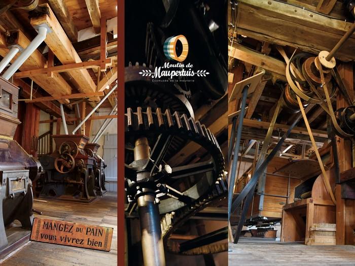 Journées du patrimoine 2019 - Moulin de Maupertuis