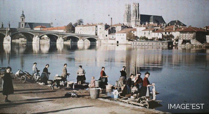 Journées du patrimoine 2020 - Présentation d'Image'Est et découverte de ses collections de photographies anciennes et de films amateurs