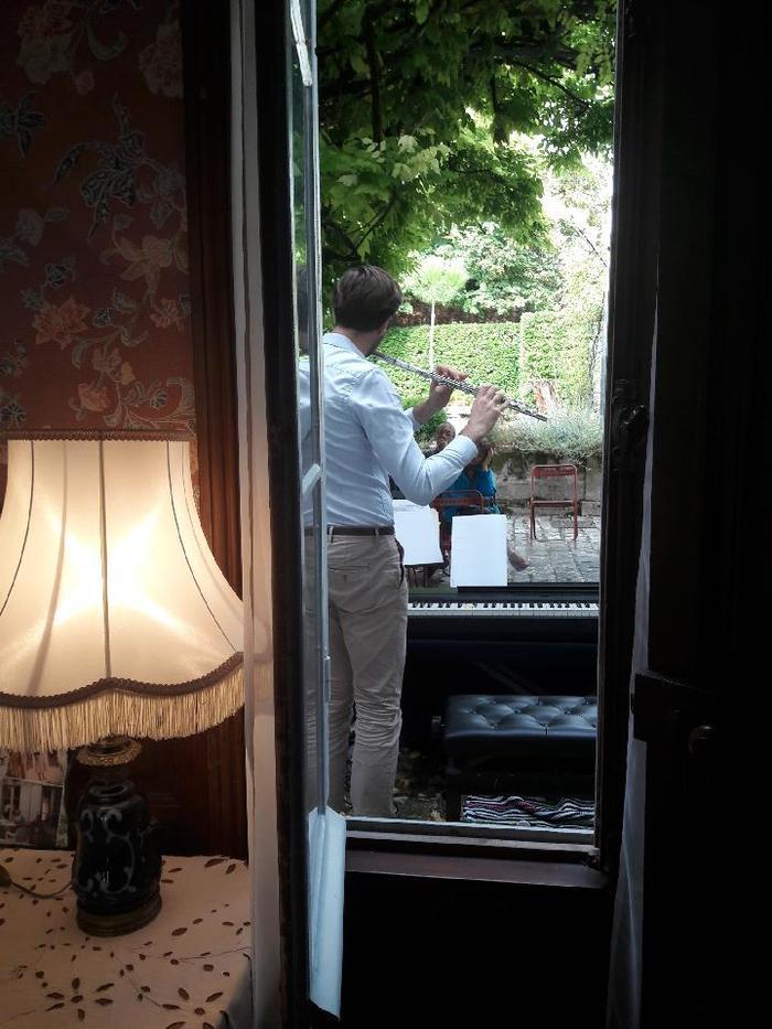 Journées du patrimoine 2020 - Carte blanche à Paul Jacquin - pianiste