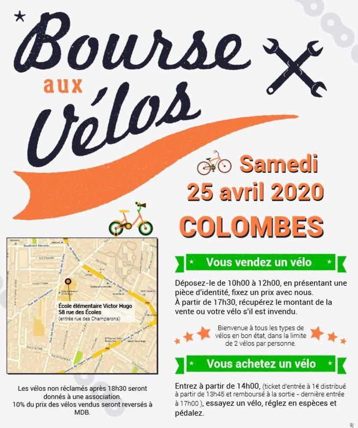 ANNULEE - Bourse aux vélos
